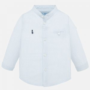 CAMISA MAYORAL ART: 1163 COLOR CELESTE BABY NIÑO