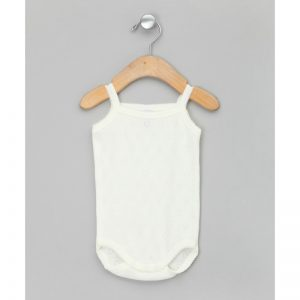 BODY BABIDU ART: 1101 BLANCO TIRANTA