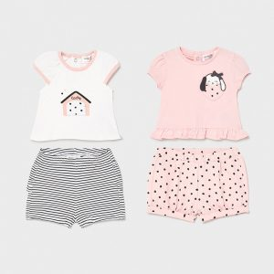SET CONJUNTO MAYORAL ART: 1649 PALE BLUSH