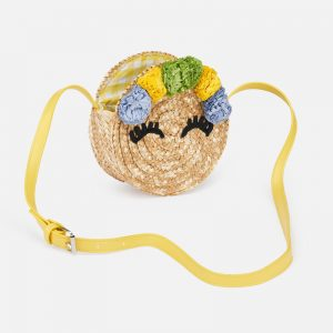 BOLSO MAYORAL ART: 10077 AMARILLO