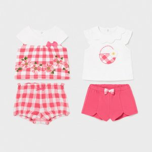 SET CONJUNTO MAYORAL ART: 1648 FRAGOLA